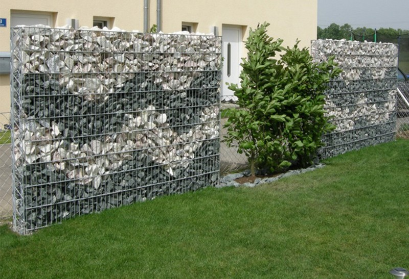 bancs gabions embelya mont de marsan. Black Bedroom Furniture Sets. Home Design Ideas